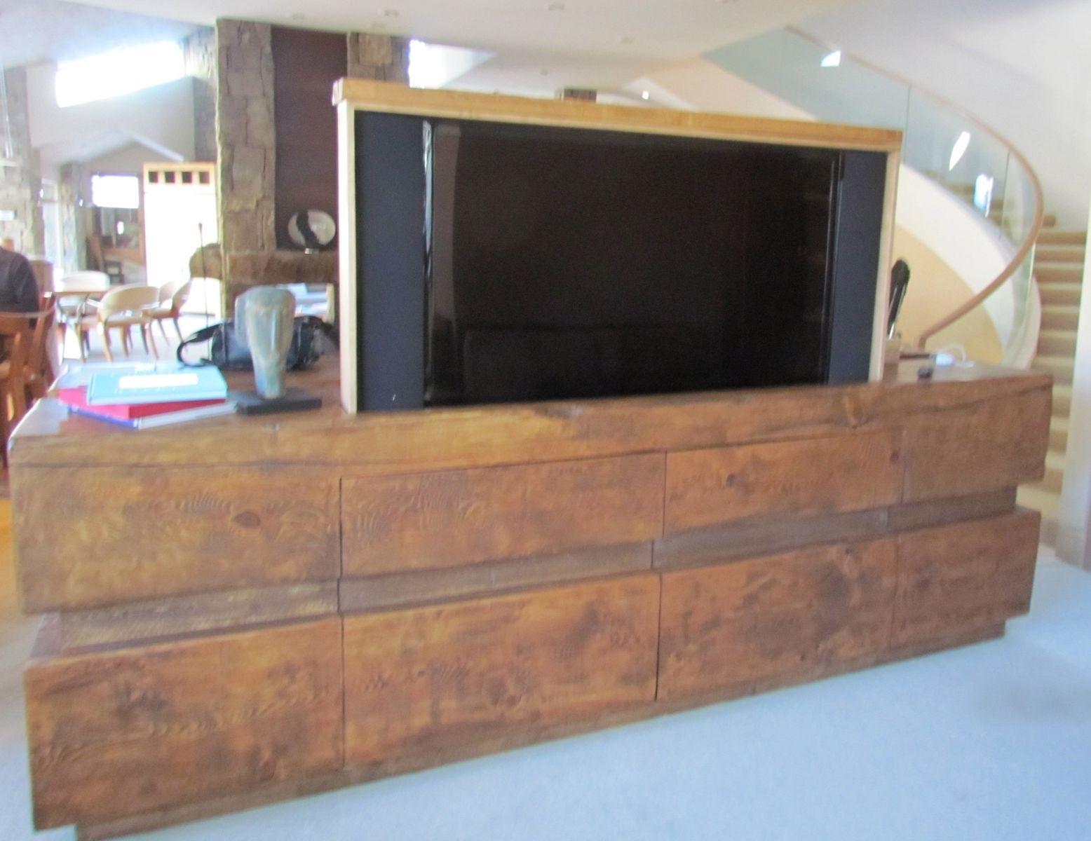Uplift Tv Lift Cabinets