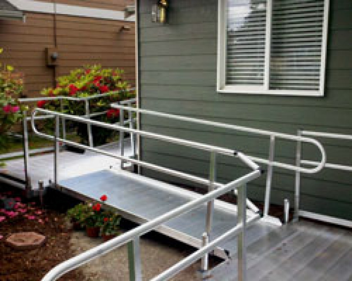 Wheelchair Ramps For Home Stairs