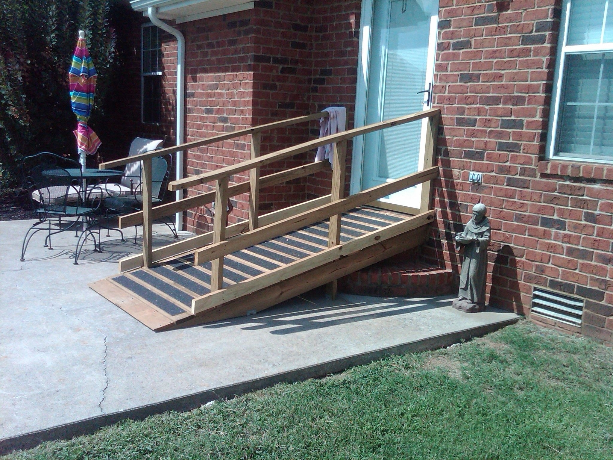 Wheelchair Ramps For Stairs Amazon