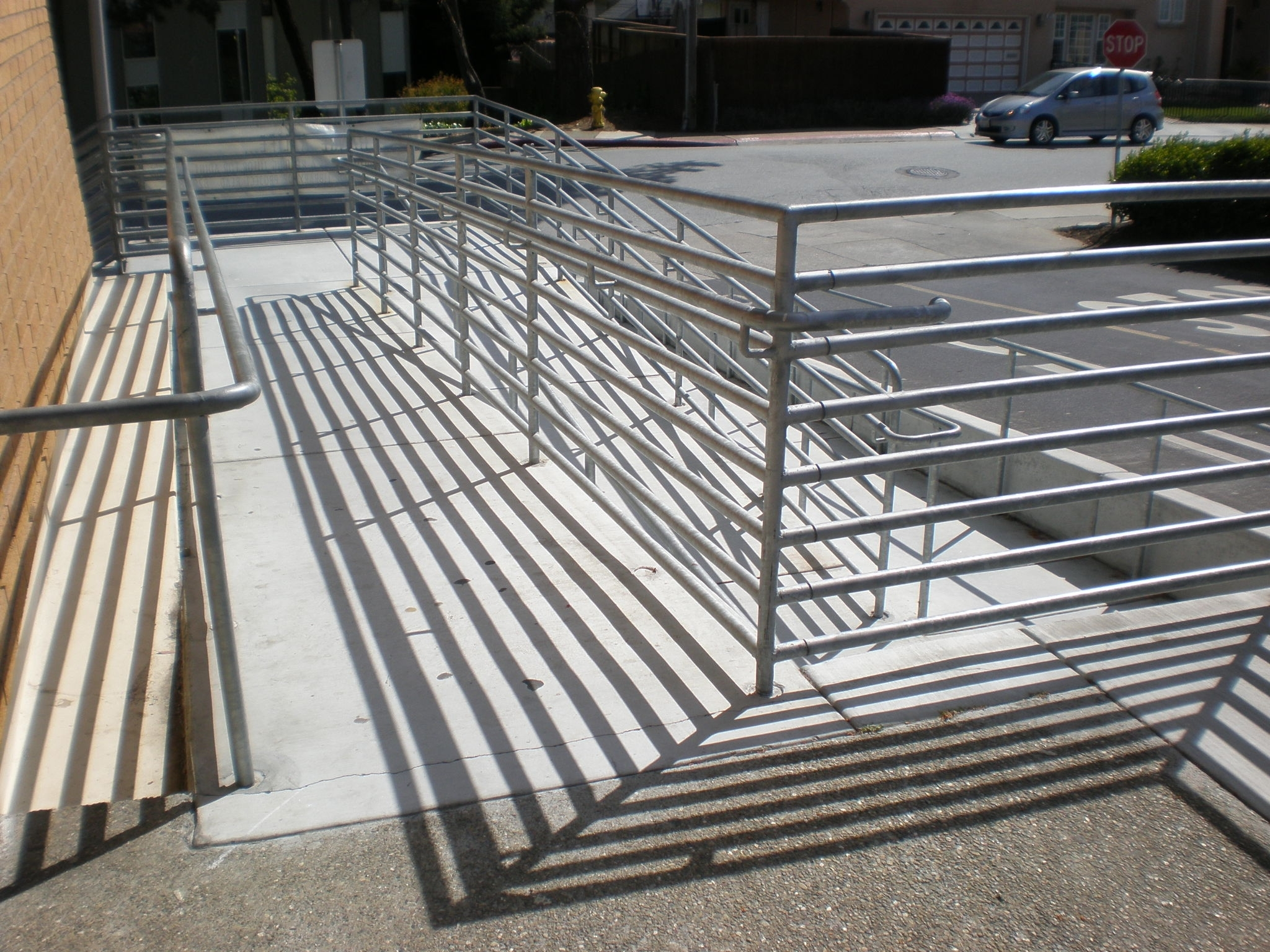 Wheelchair Ramps For Stairs Lowes