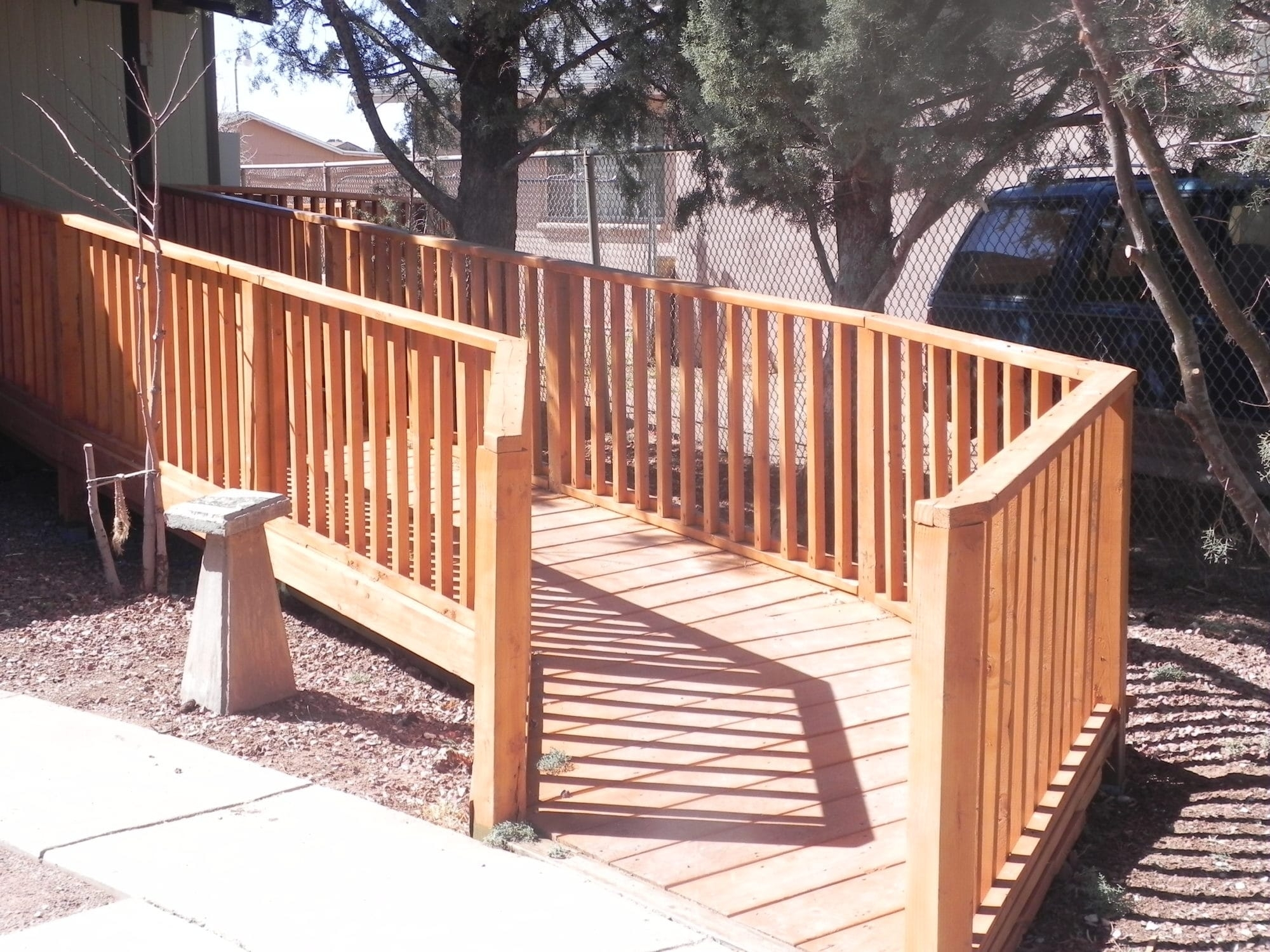 Wheelchair Ramps For Stairs Remodeling