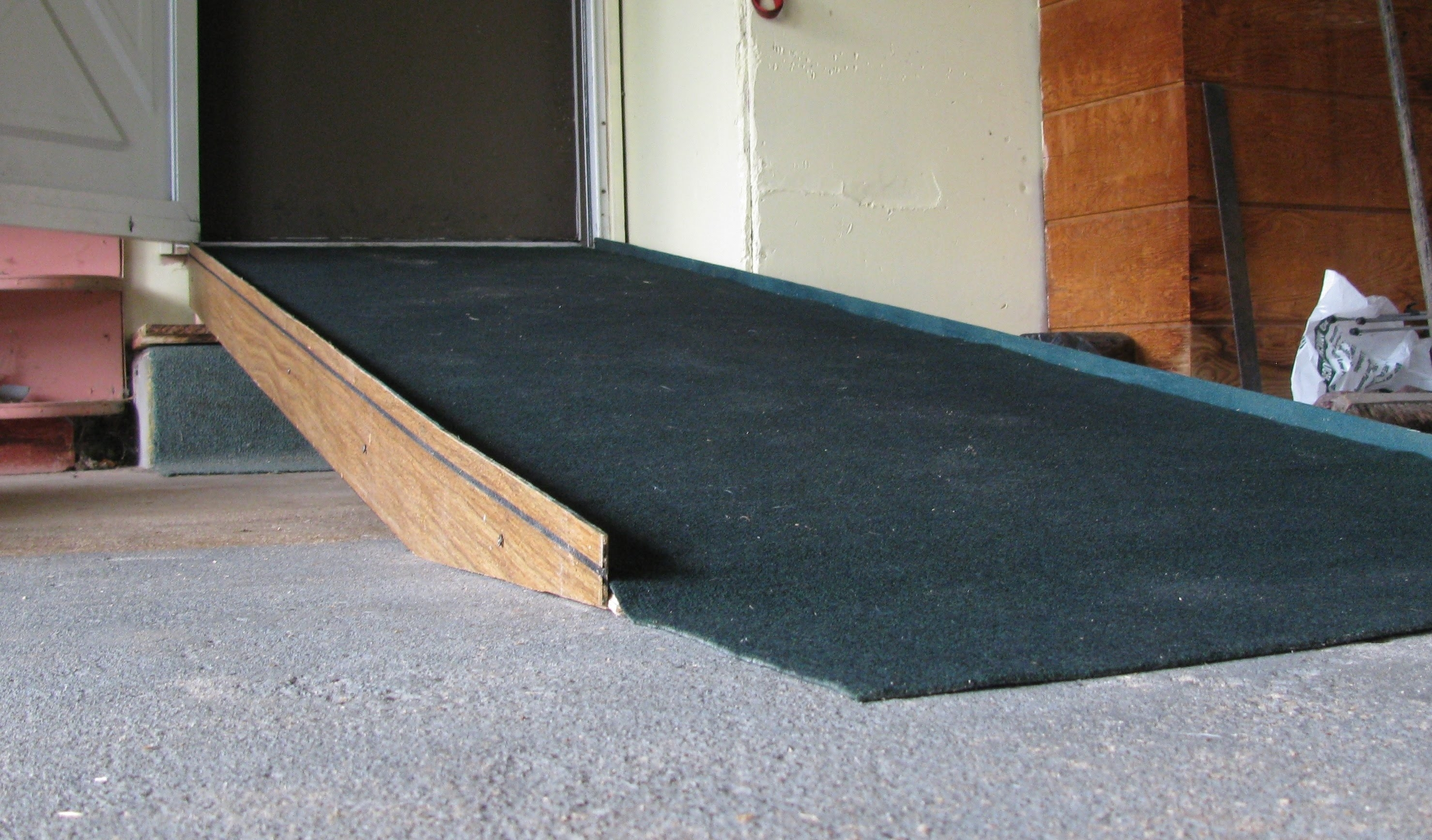 Wheelchair Ramps For Stairs Walmart