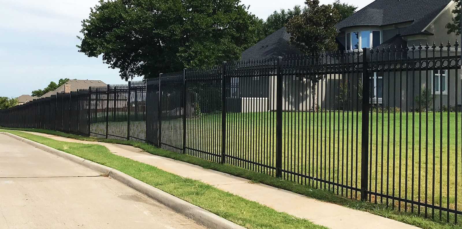 simple wrought iron fence. Wrought Iron Fence Installation Instructions Simple Wrought Iron Fence T