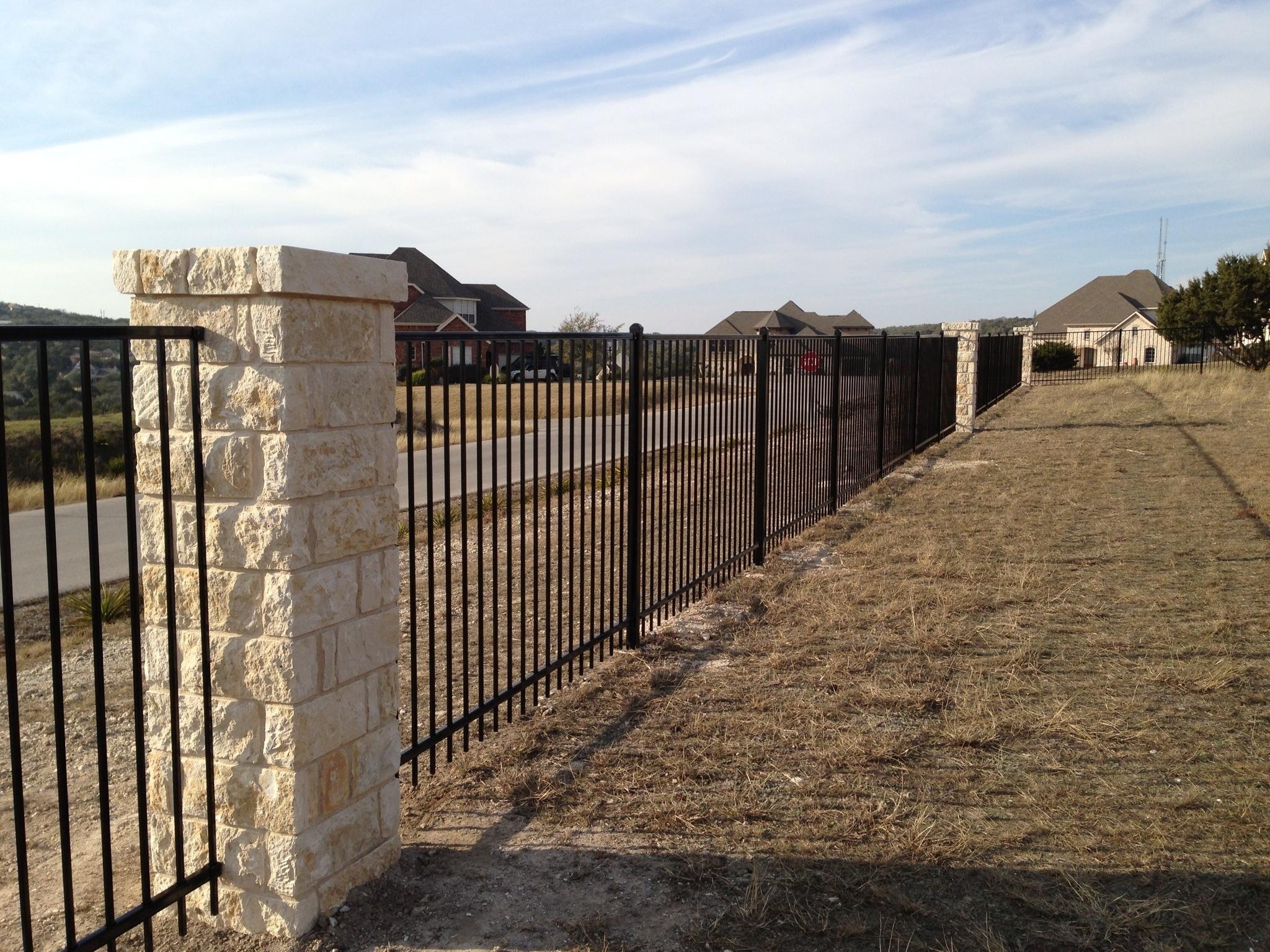 Wrought Iron Fence Vs Aluminum Cost