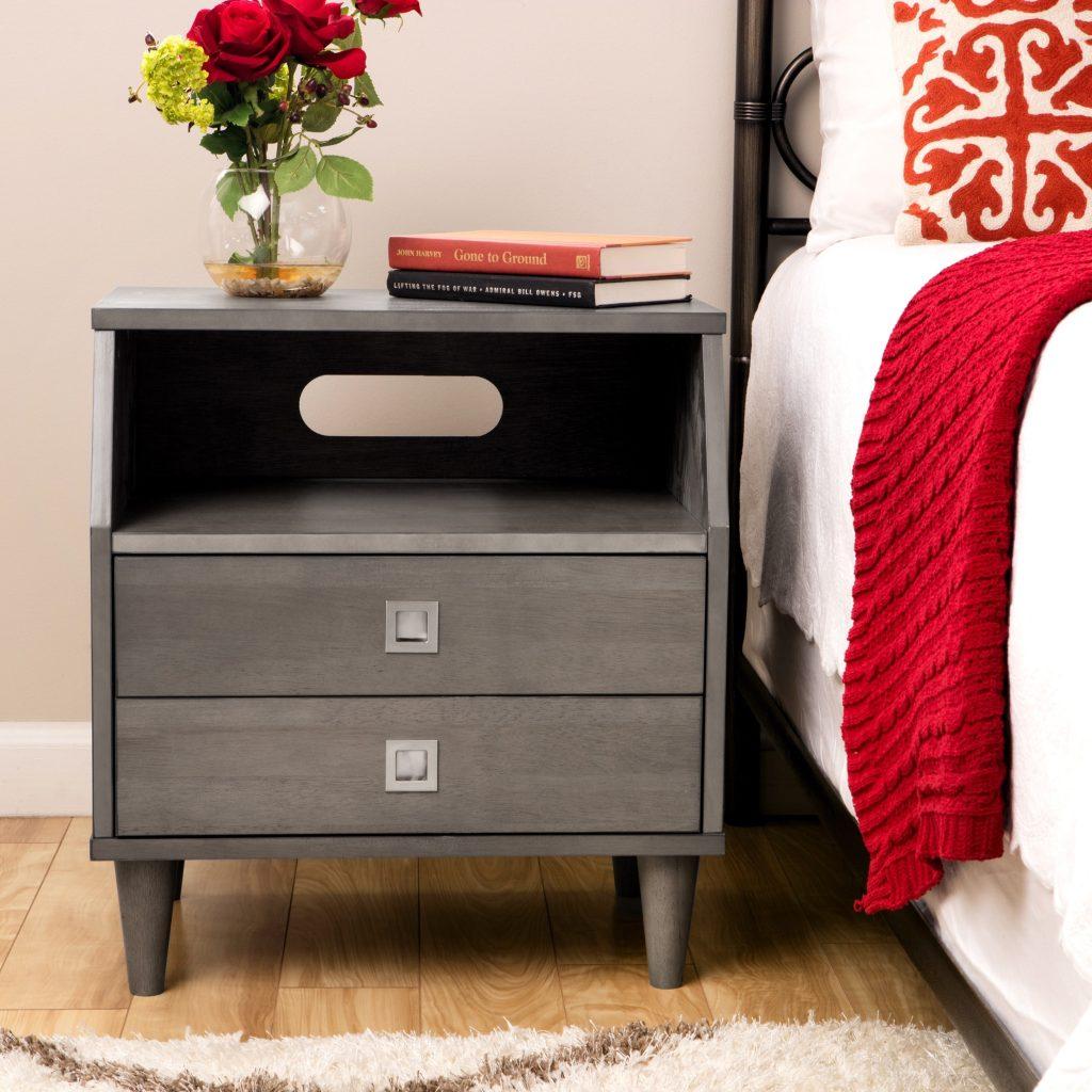 Madison Art Center Design: Ikea Hemnes 2 Drawer Nightstand