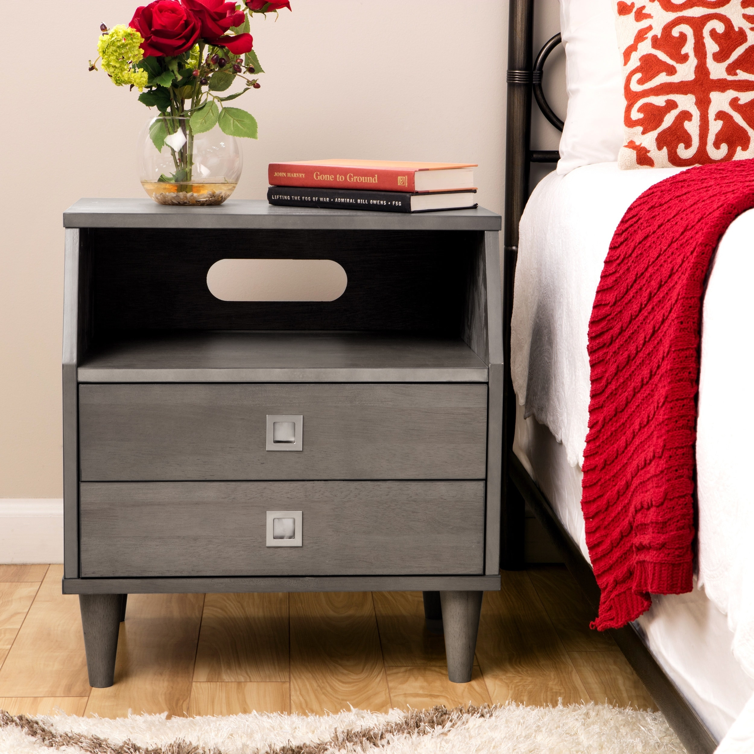 Ikea Hemnes 2 Drawer Nightstand Madison Art Center Design