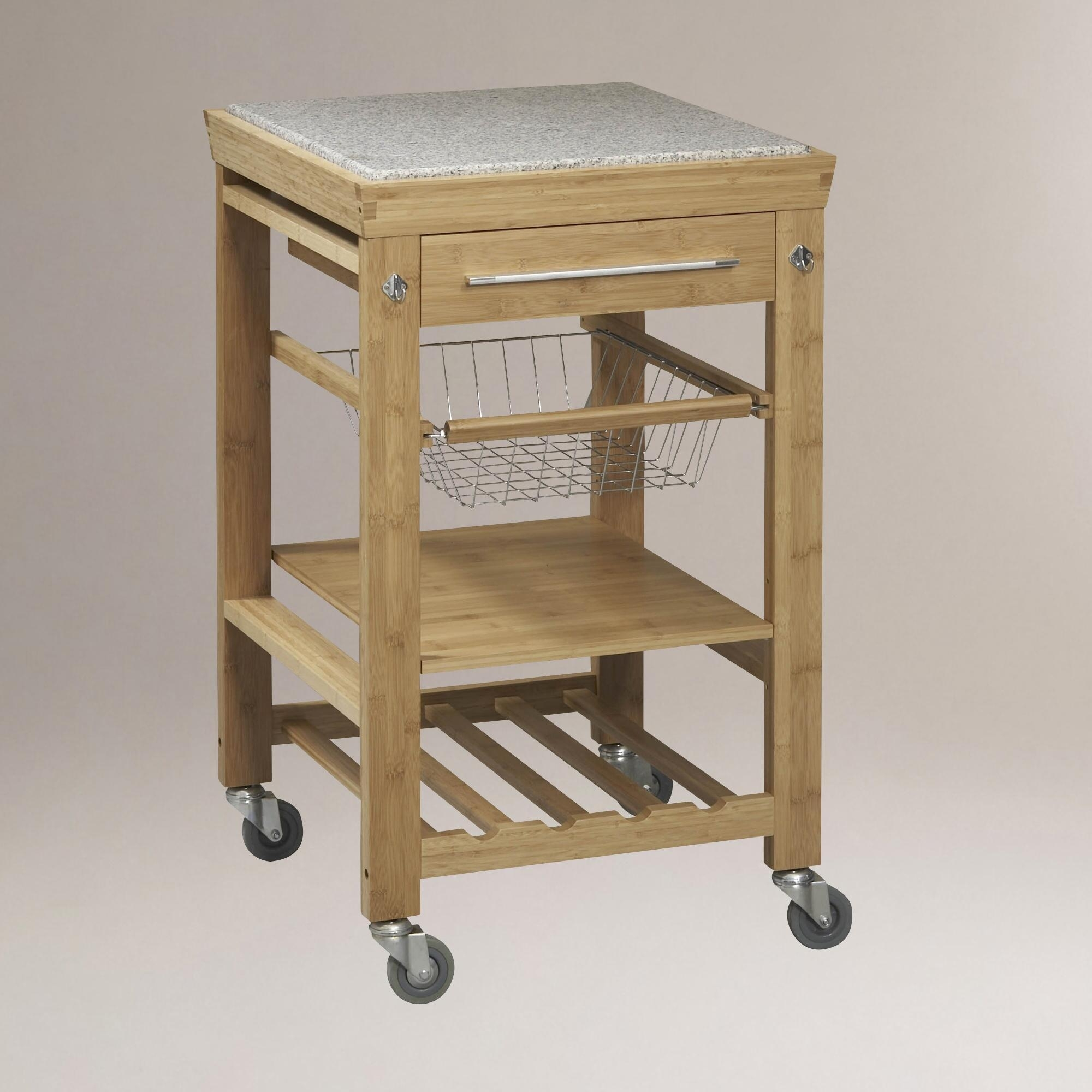 Madison Art Center Design: Build A Small Rolling Work Cart
