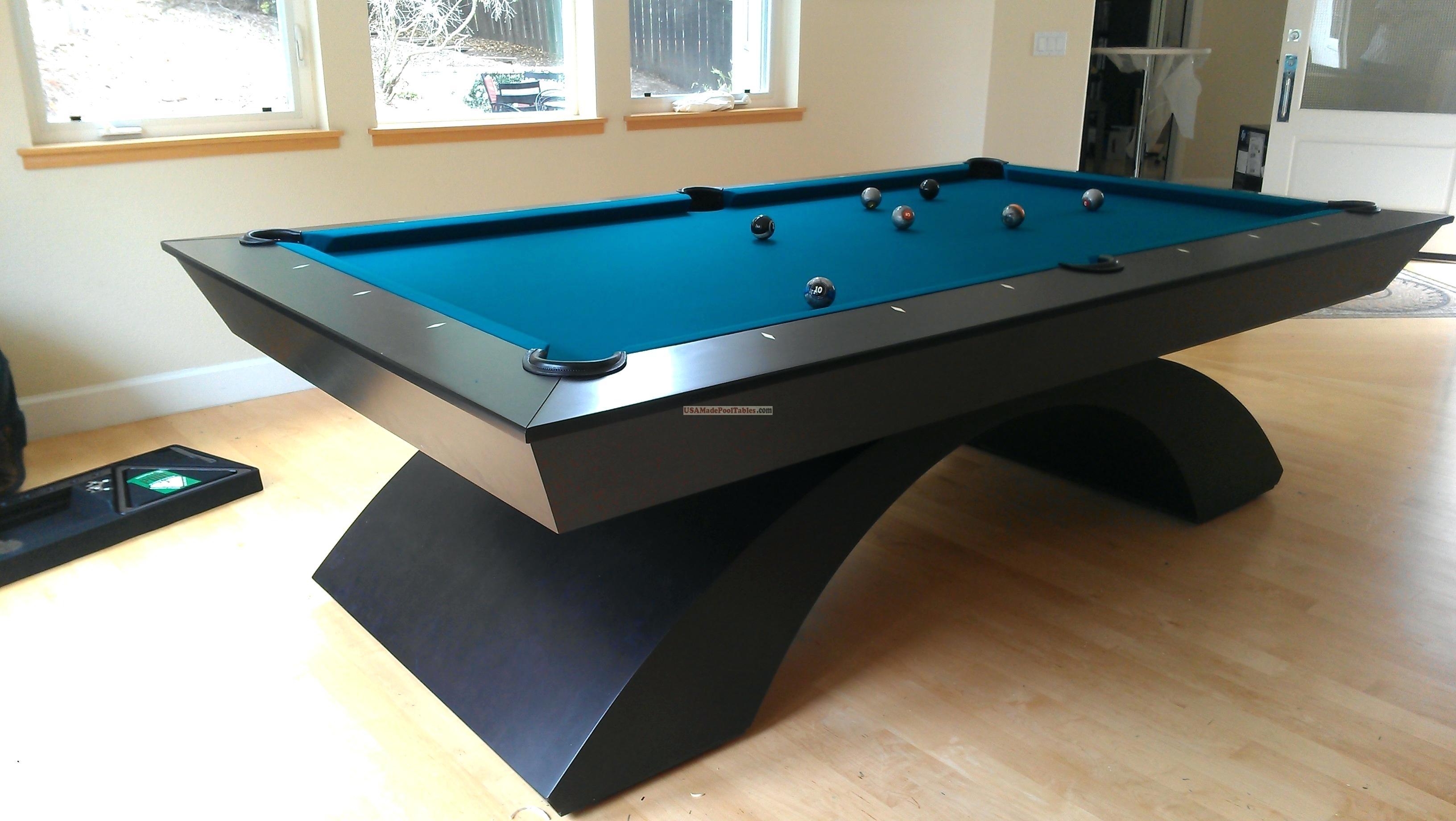 Modern Pool Tables Madison Art Center Design
