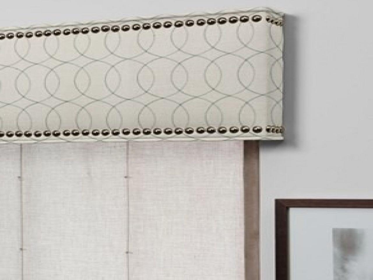 Cornice Board Window Treatments Madison Art Center Design