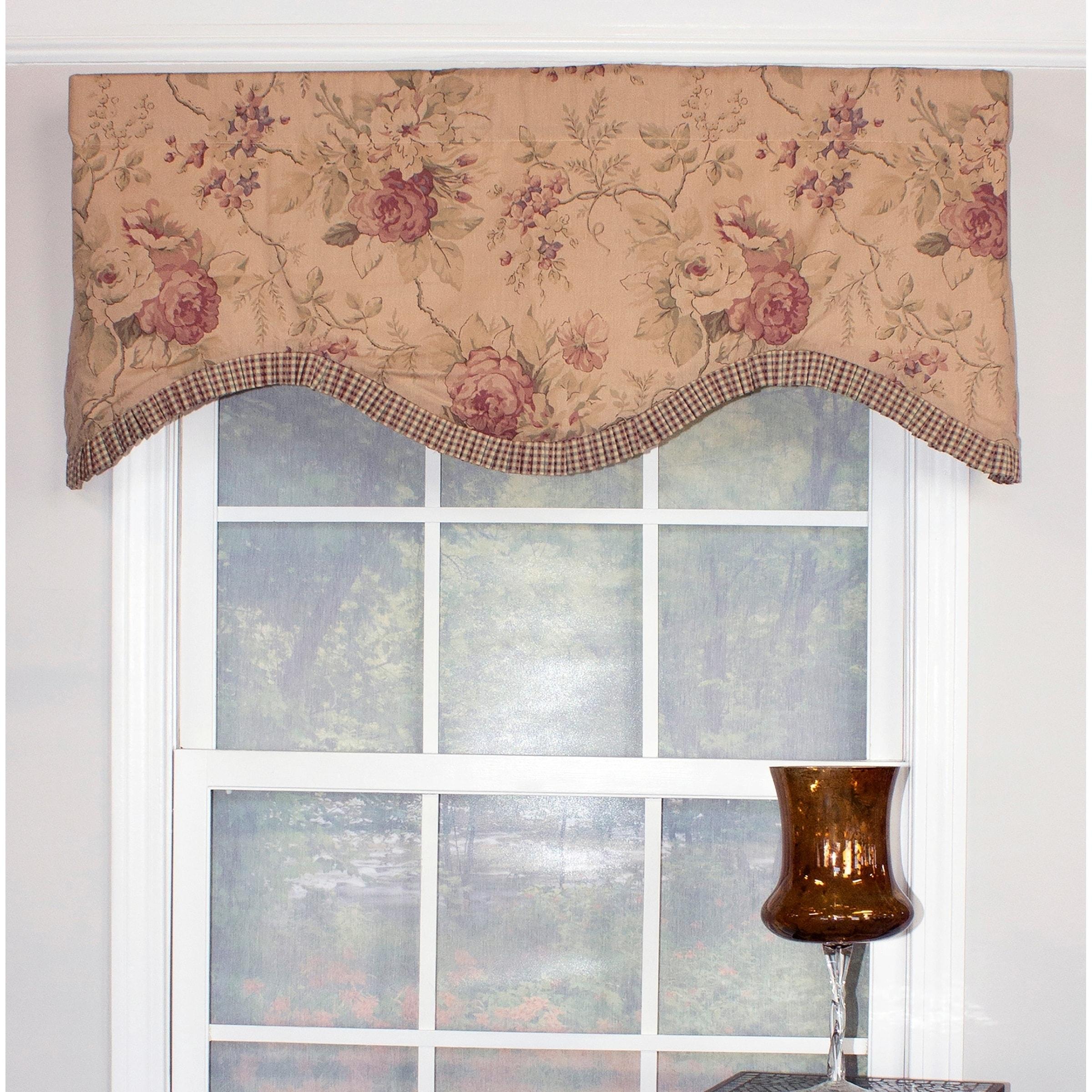 Madison Art Center Design: Crown Molding Cornice Window Treatments