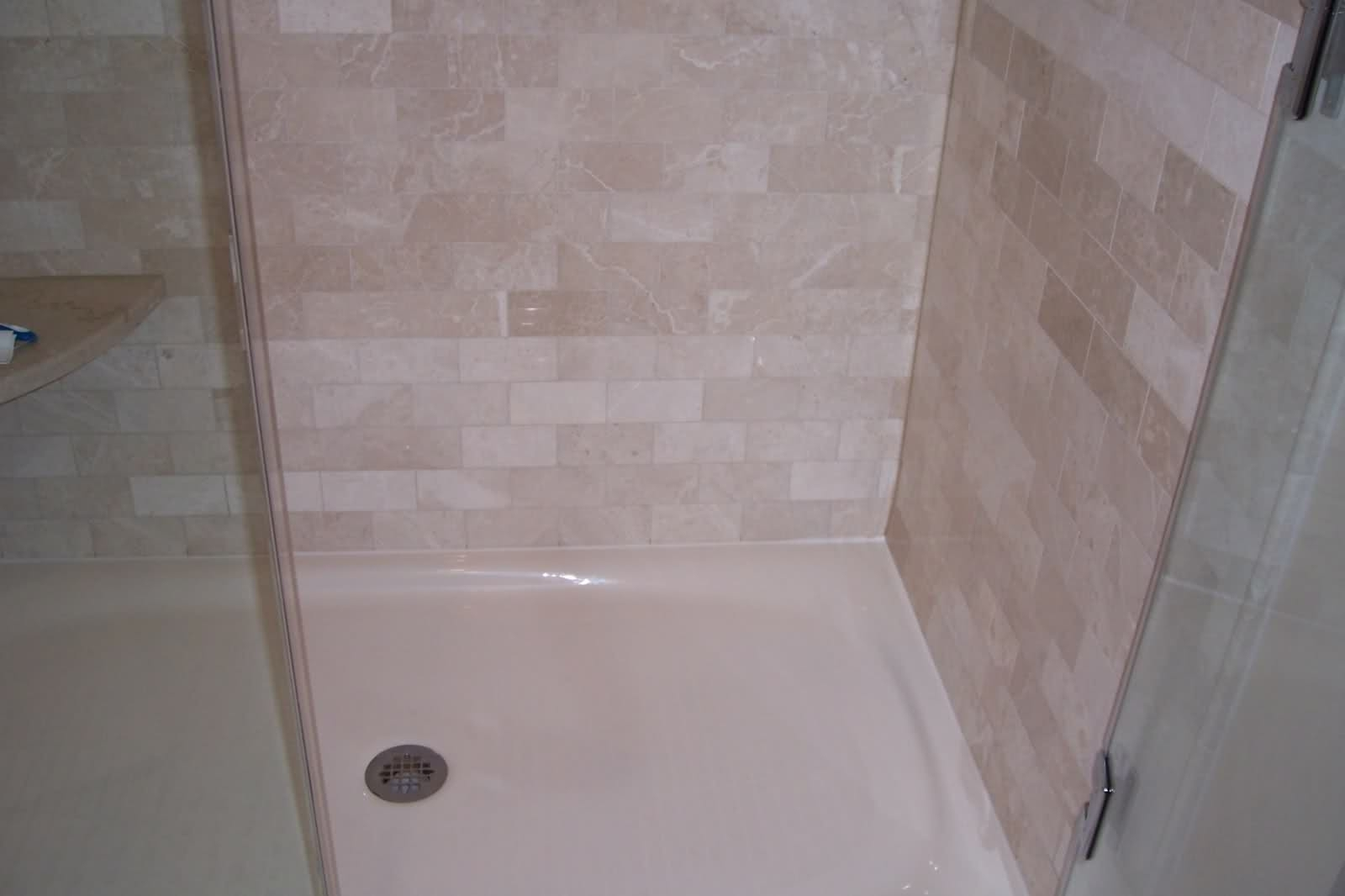 Cultured Marble Shower Pan Vs Tile Madison Art Center Design