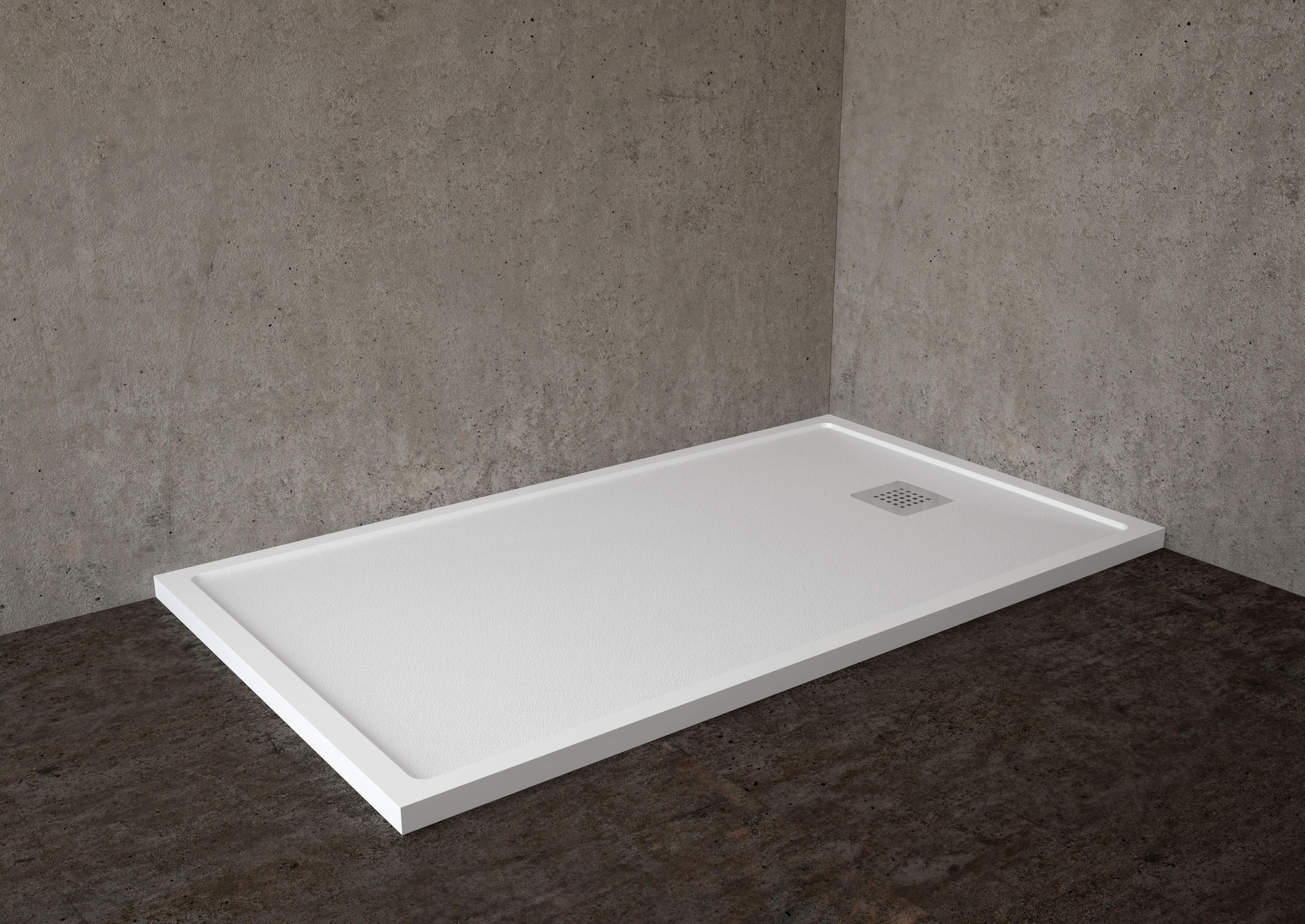 Diy Solid Surface Shower Pan Madison Art Center Design