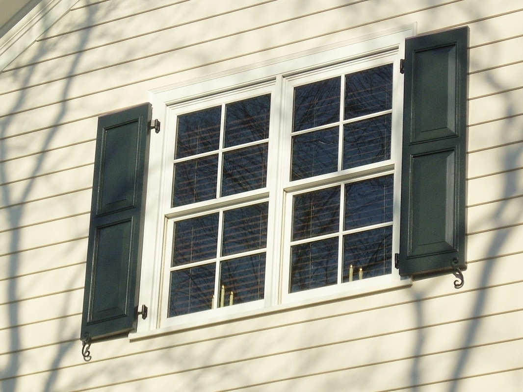 Exterior Decorative Shutters For Windows