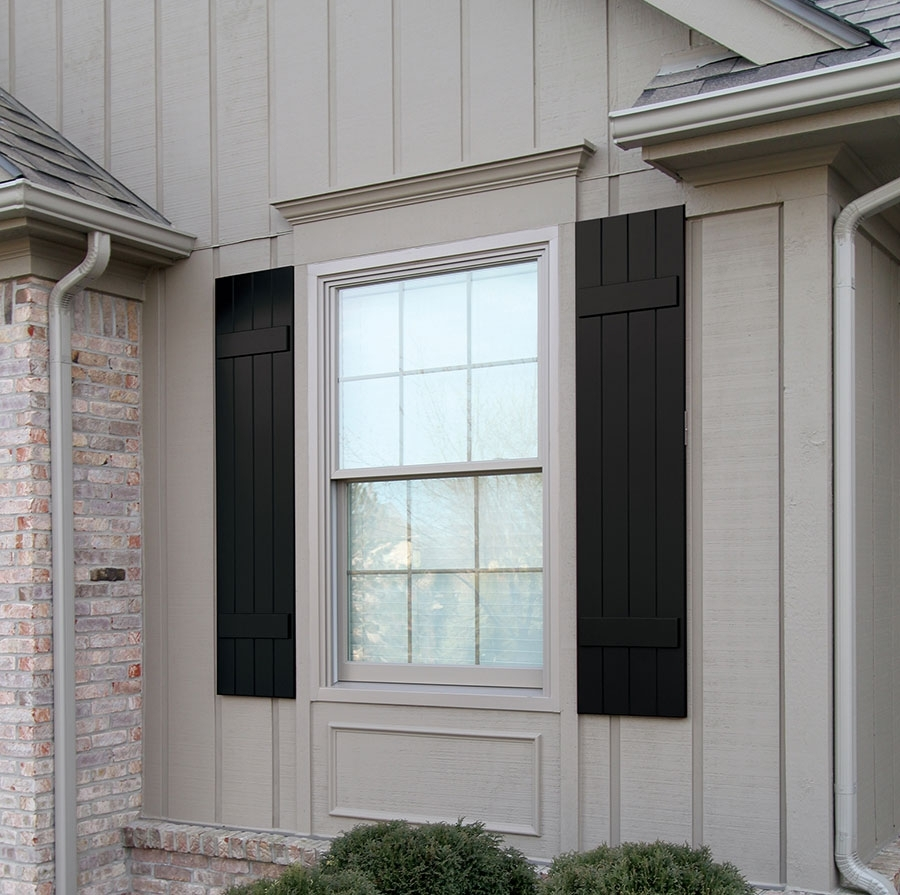 When Close Windows With Exterior Shutters For Windows