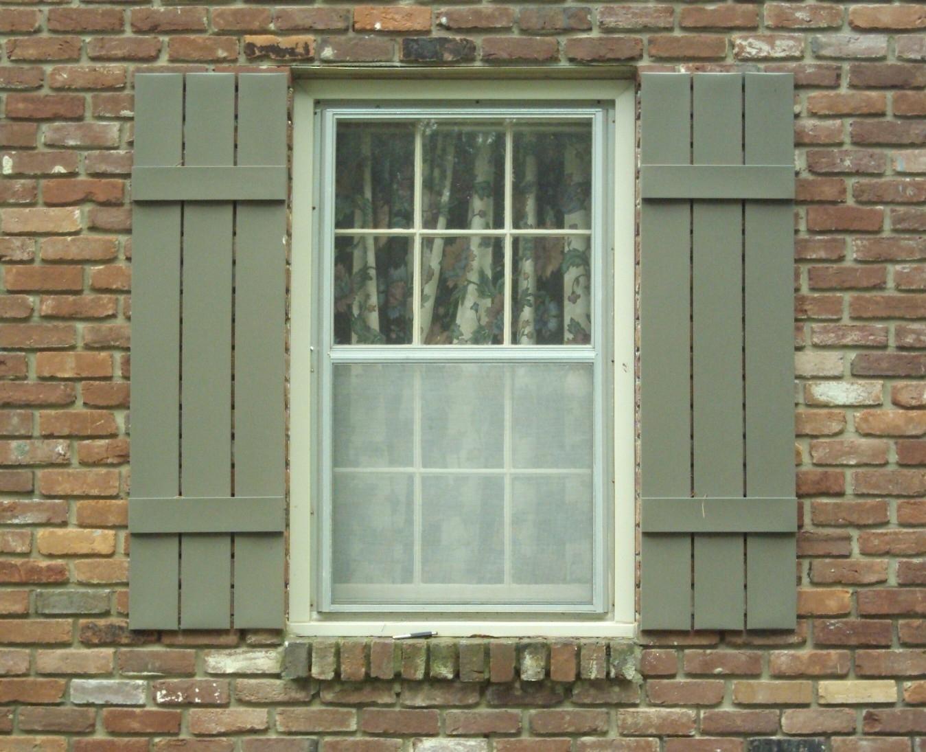 Exterior Shutters For Windows Decorative Madison Art