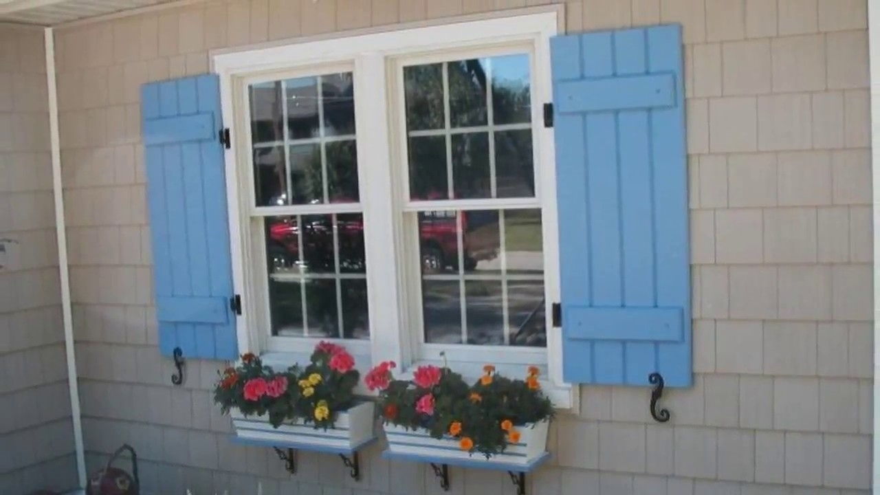 Modern Shutters For Exterior Windows Madison Art Center