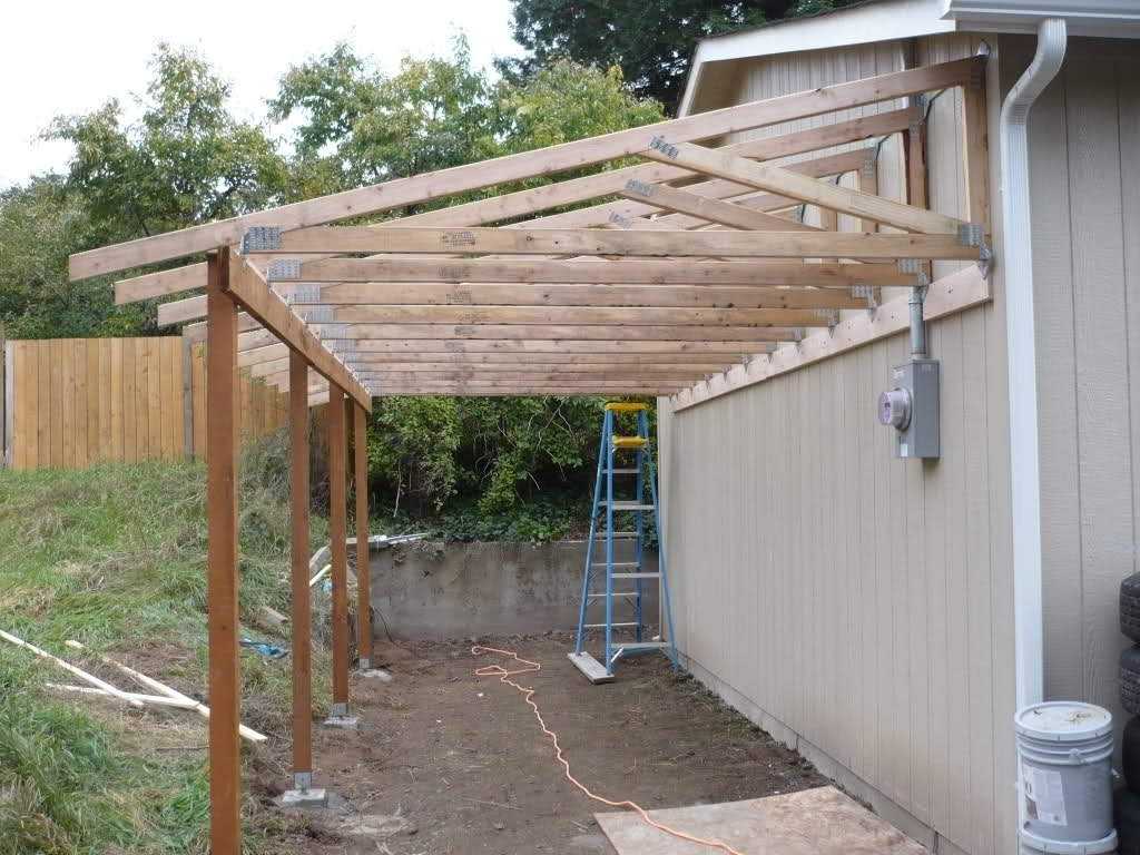 How To Build A Lean To Shed Roof Madison Art Center Design