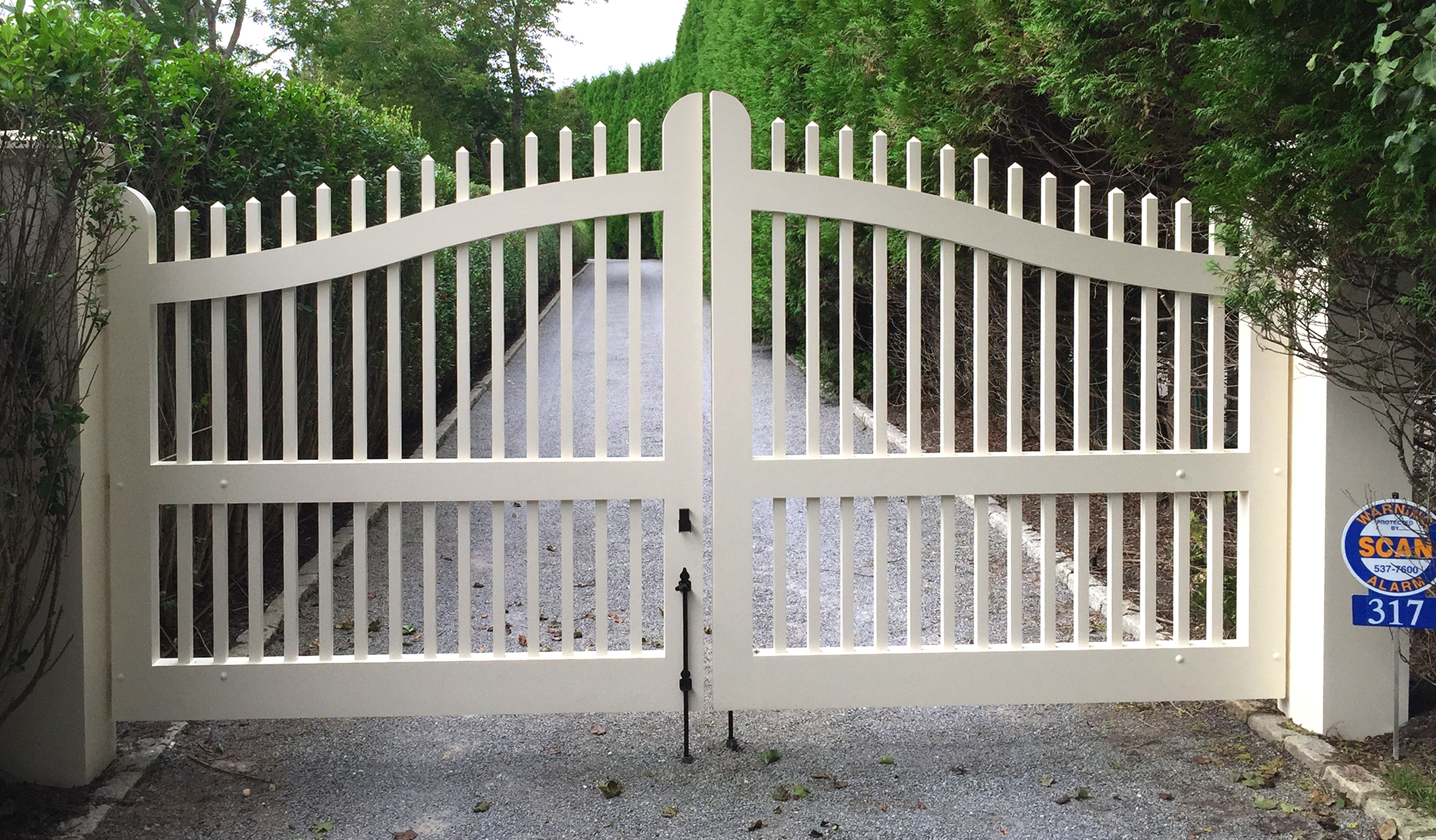 How To Build A Wood Picket Fence Gate Madison Art Center
