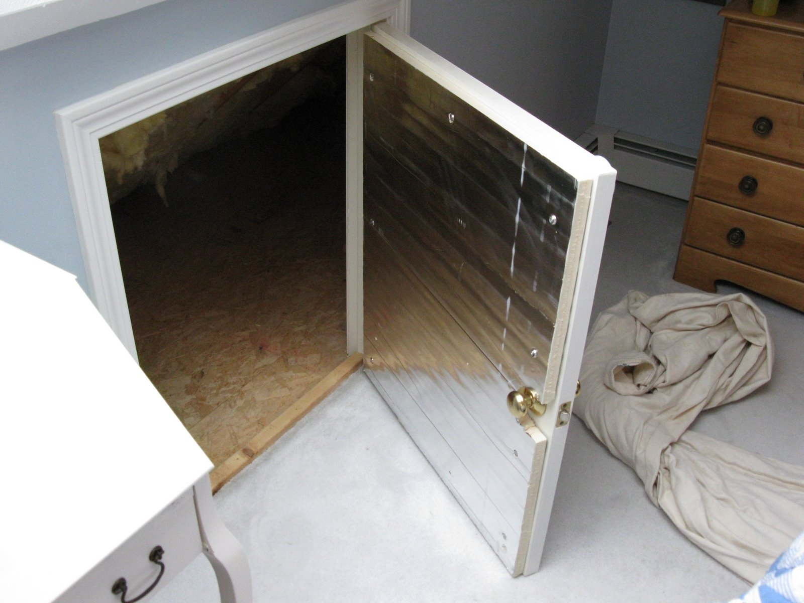 Interior Crawl Space Access Doors Madison Art Center Design