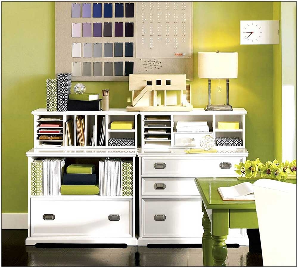 Madison Art Center Design: Lateral File Cabinet Metal White Laquer 3 Drawer