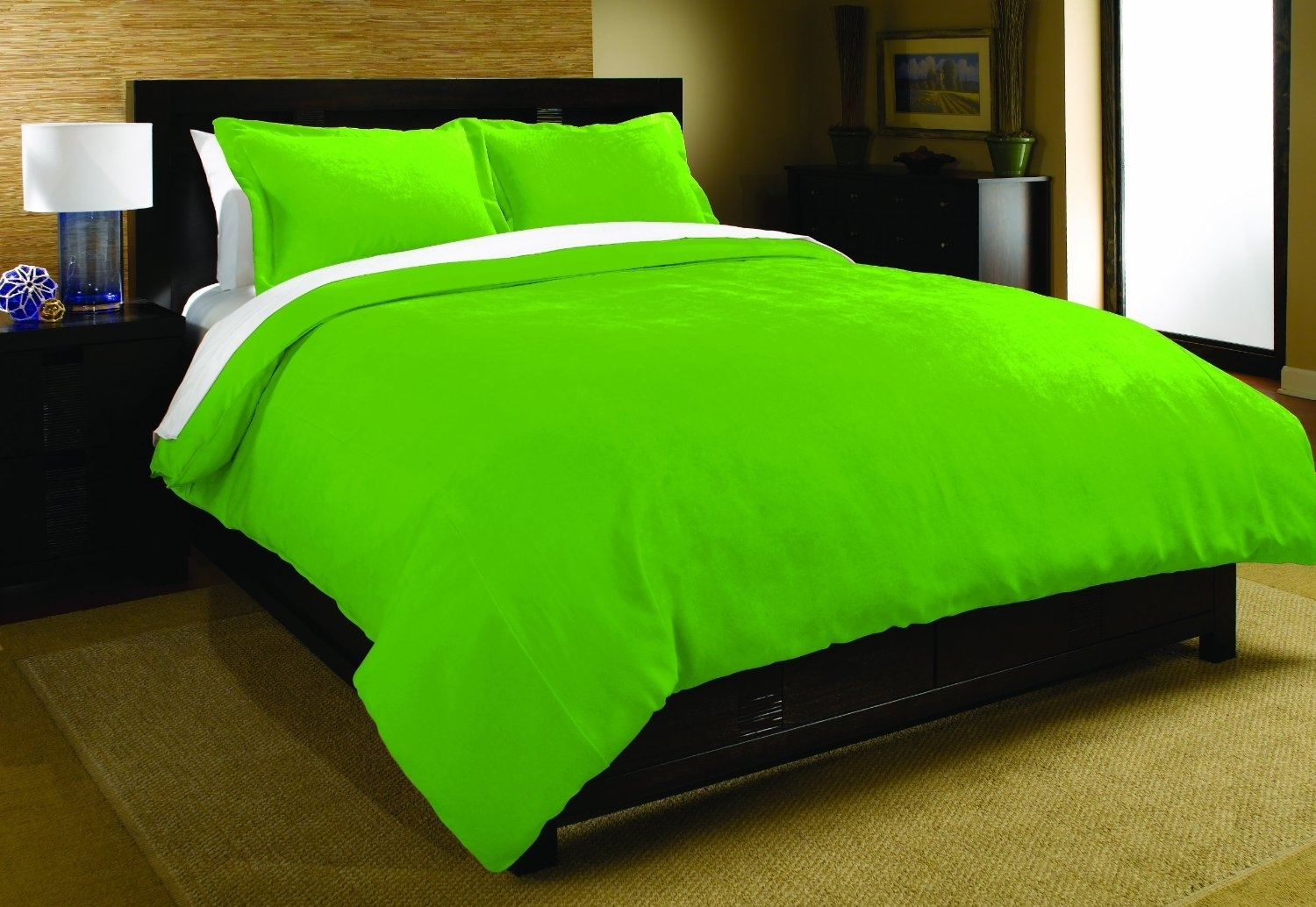 Look Fresher With Lime Green Sheets Madison Art Center