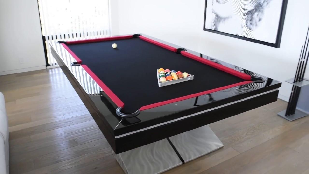 Modern Pool Tables For Madison Art Center Design