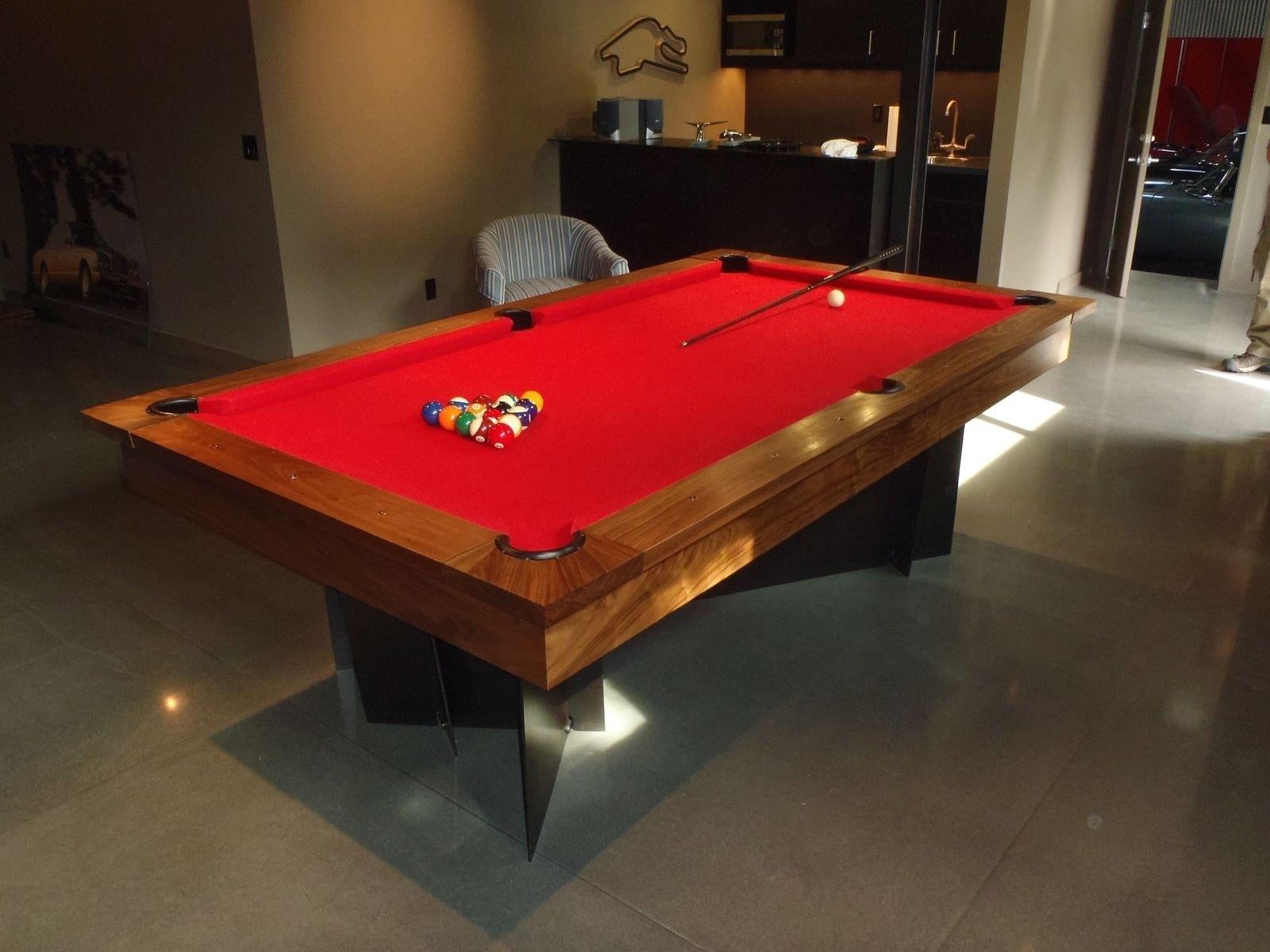 Modern Pool Tables For Sale Near Me Madison Art Center