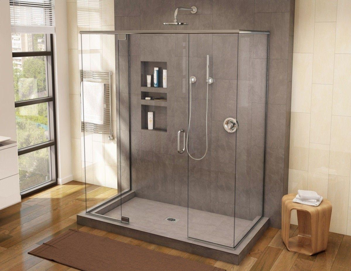shower soap niche insert madison art center design. Black Bedroom Furniture Sets. Home Design Ideas