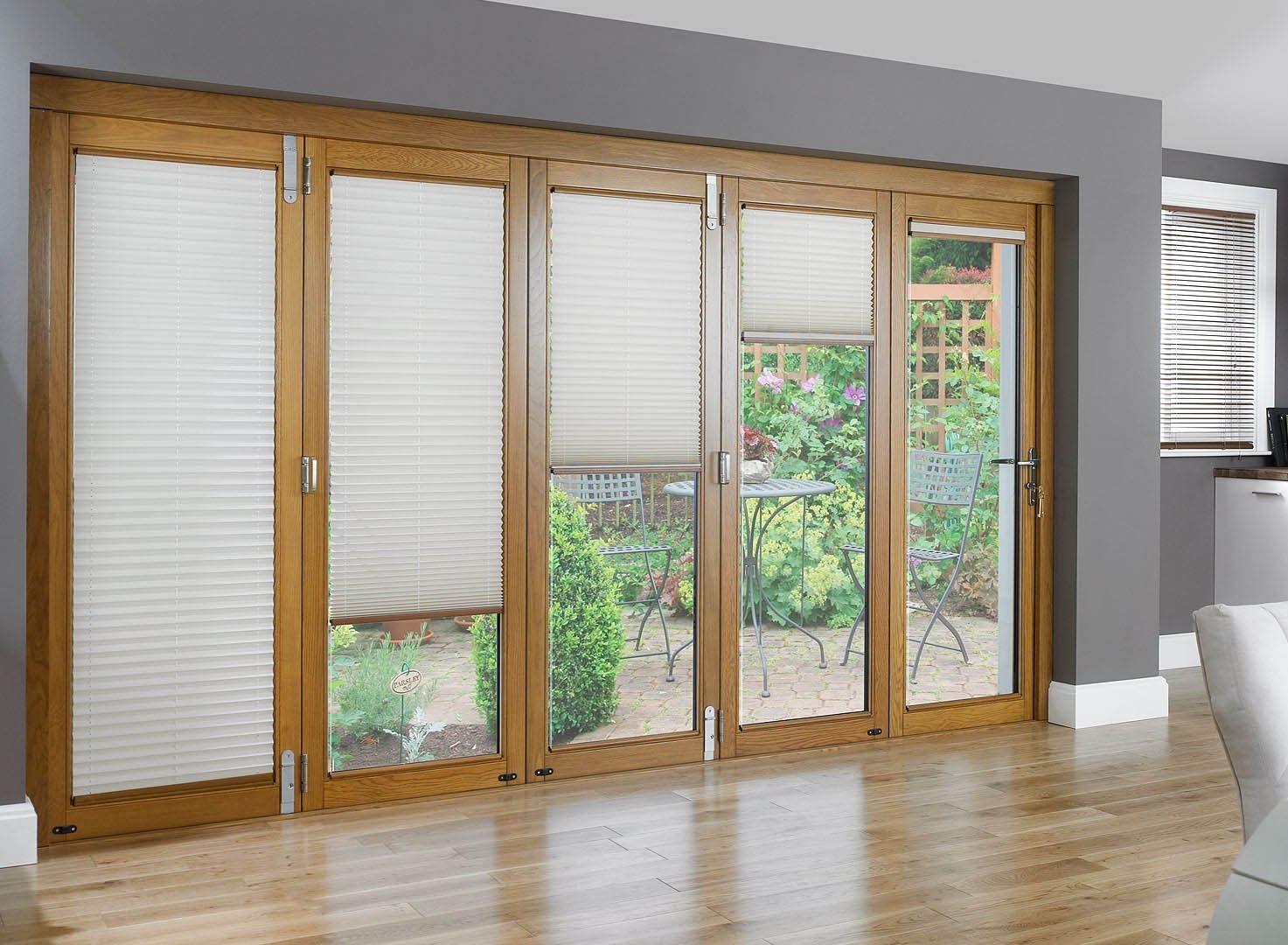 Sliding Panel Blinds For Patio Door Madison Art Center Design