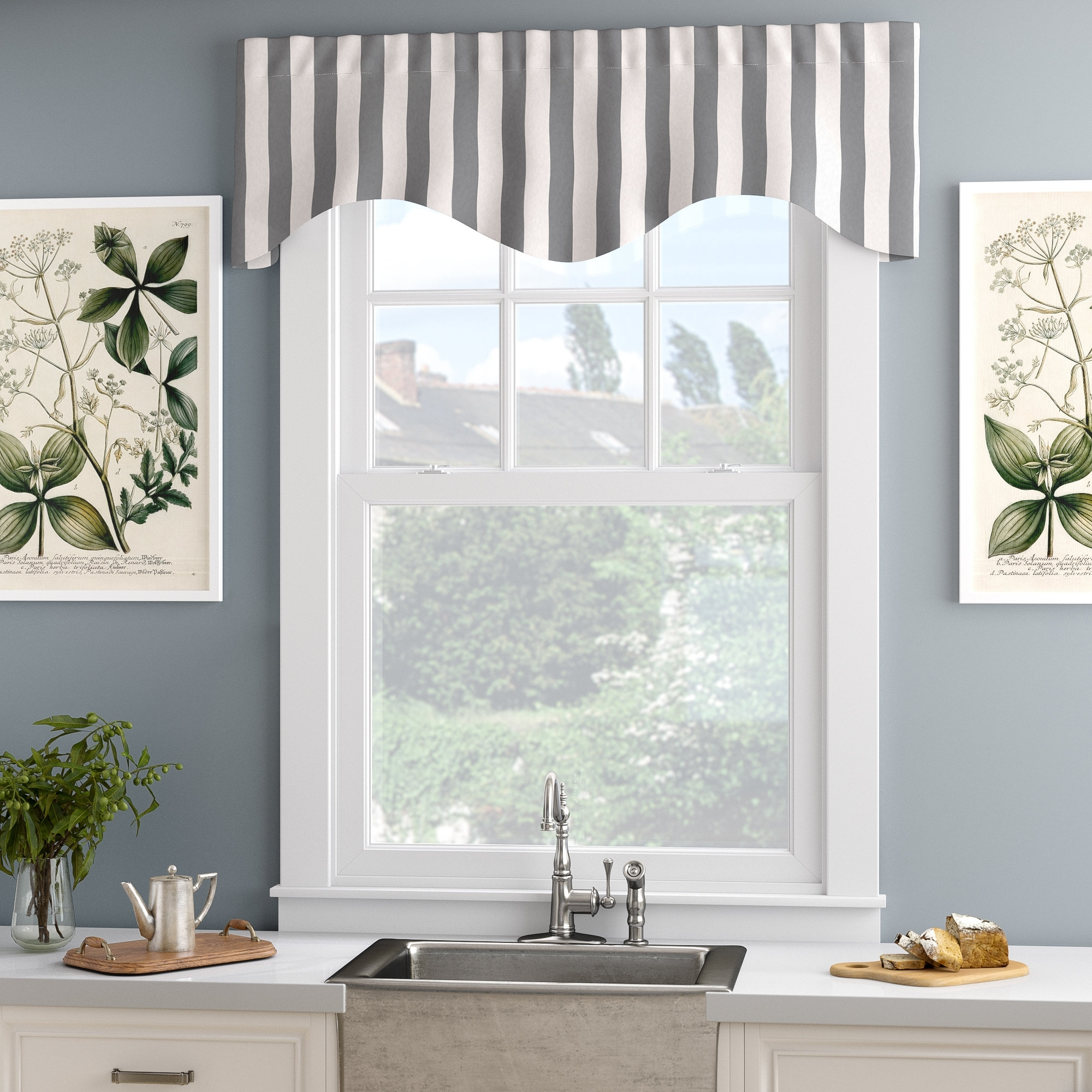Patio Door Cornice Window Treatments Madison Art Center Design
