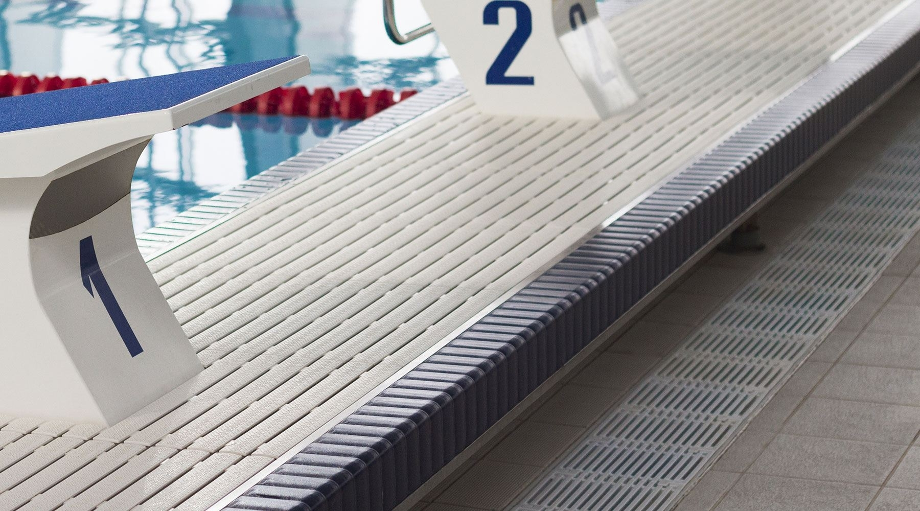 Pool Deck Drain Covers Madison Art Center Design
