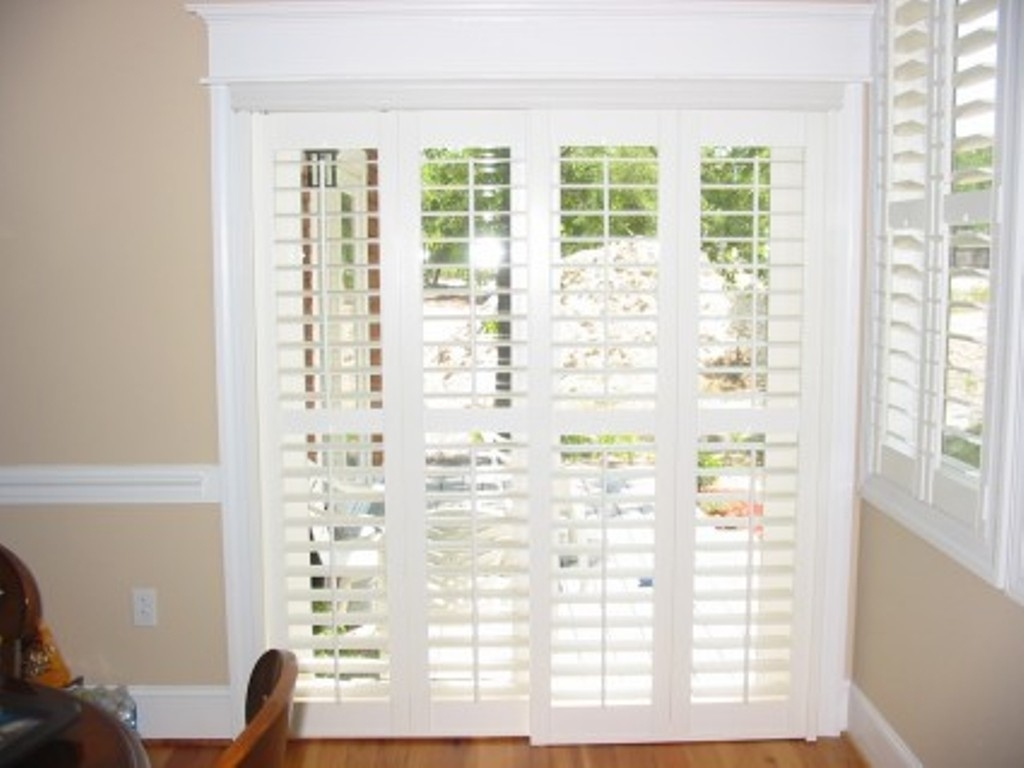 Sliding Patio Door Blinds Ideas Madison Art Center Design